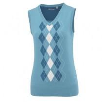 Ashworth Ladies Argyll Golf Vest